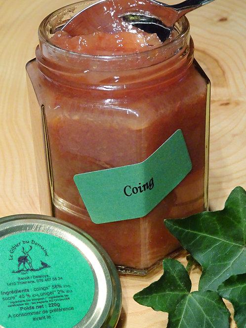 Marmelade de coings, 220 g