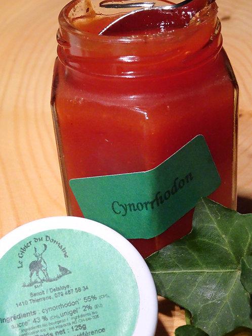 Confiture de cynorrodhons, pot de 125g