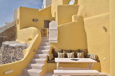 Villa Ariadni, Oia, Santorini