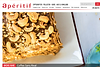 Coffee Sans Rival Feature in Aperitif Magazine Norway