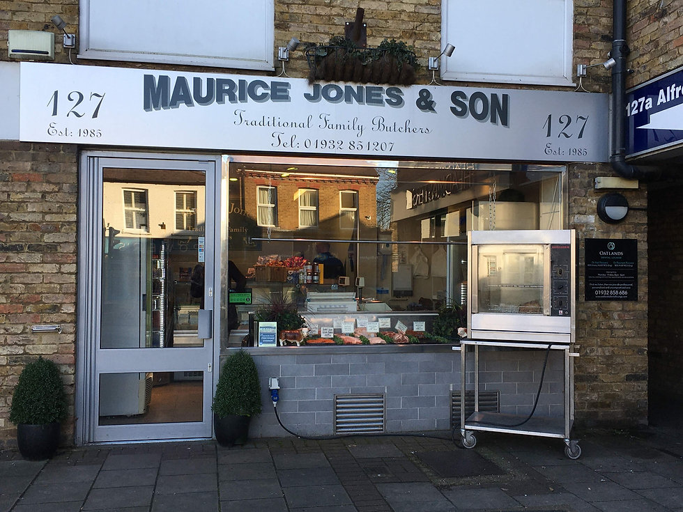 Maurice & Sons Traditional Family Butchers