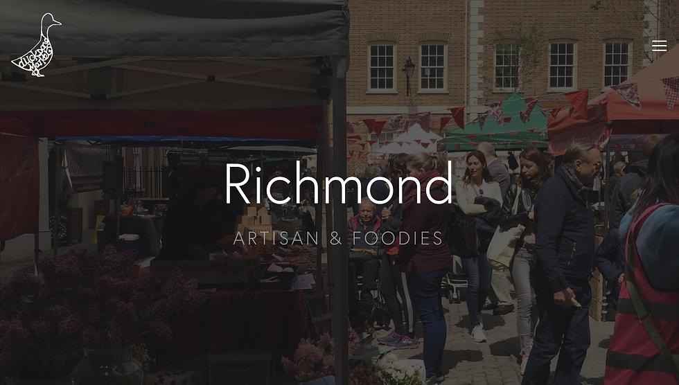 Richmond Duck Pond Market