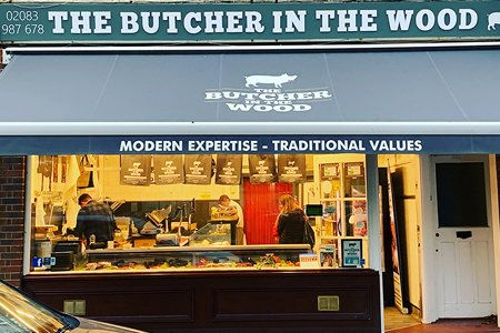 The Butcher in the Wood - Esher