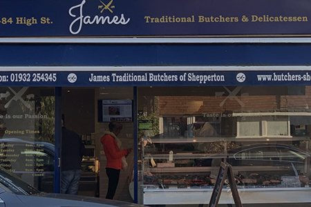 James of Shepperton
