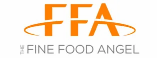 Fine Food angel logo