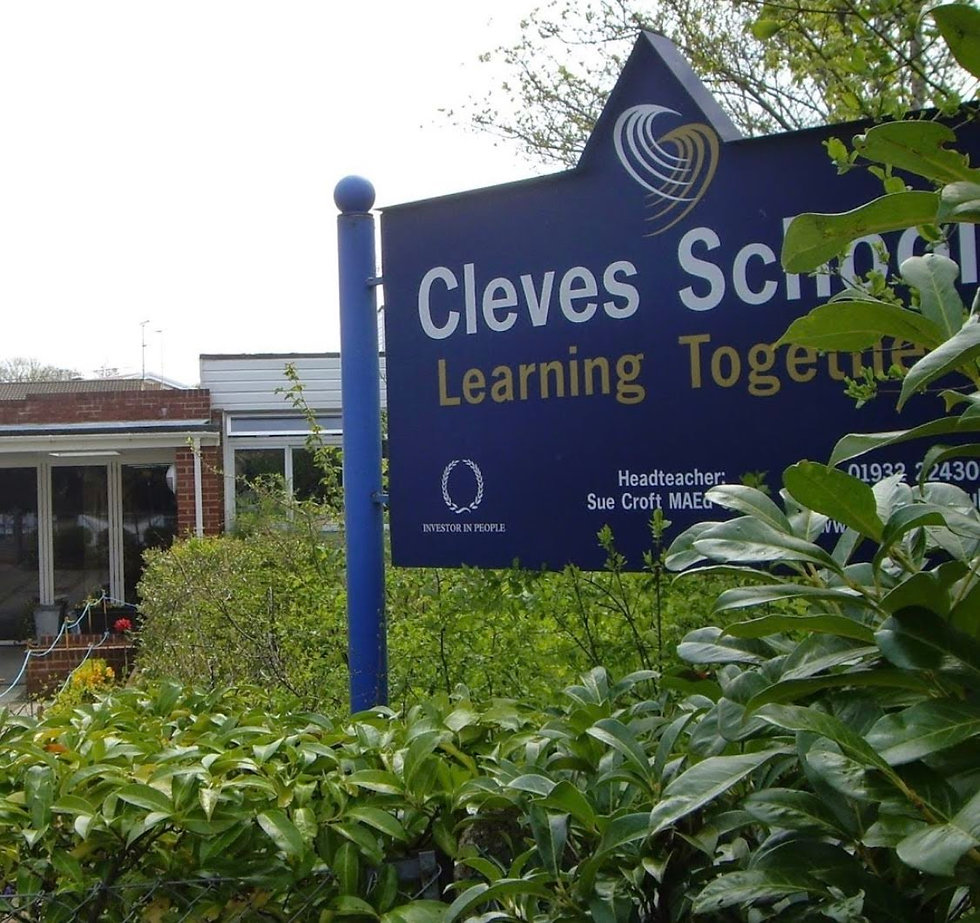 Christmas Fair at Cleves School