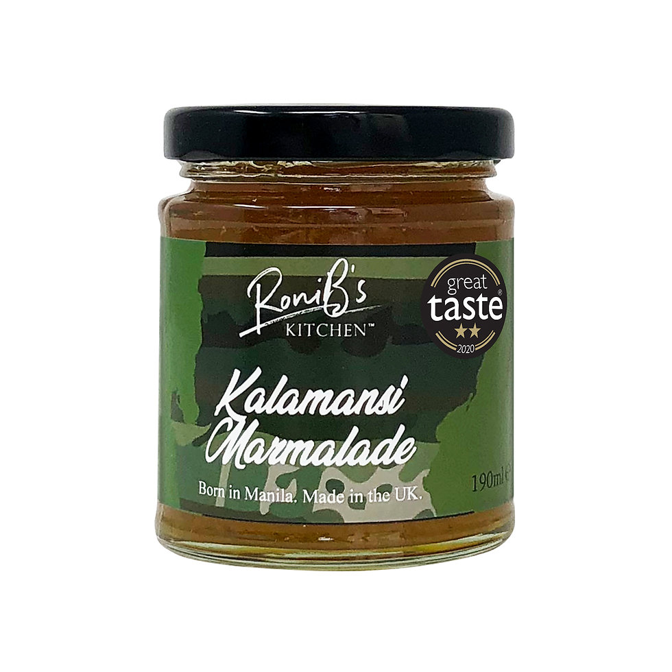 Back in Stock! Kalamansi Marmalade