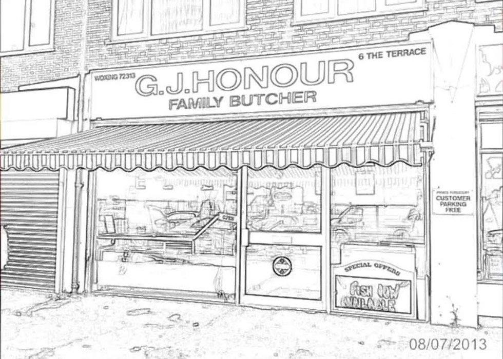 G. J. Honour Family Butchers