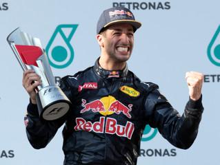 Big Win For Ricciardo in Monaco