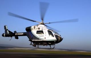 Phoenix Partner Sussex Air Ambulance
