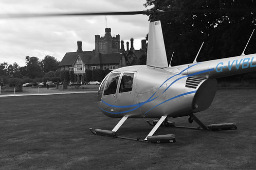 Cowdray Helicopter Tour