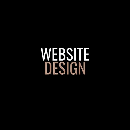 4 Page Website Design