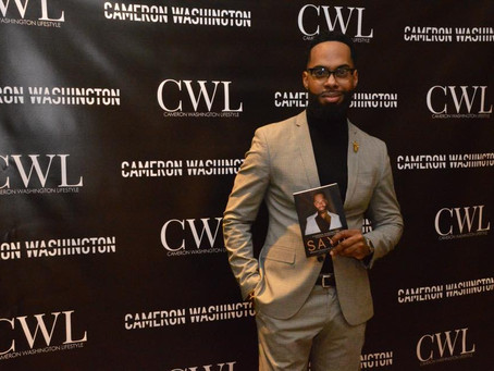 WATCH: SAY IT BOOK RELEASE + CWL PRODUCT LAUNCH PARTY (VIDEO)