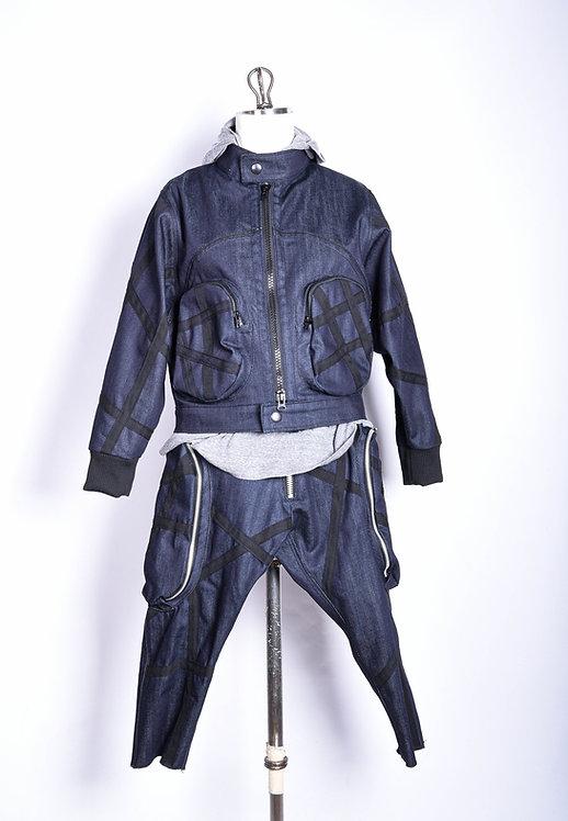 Jingi Jacket Indigo