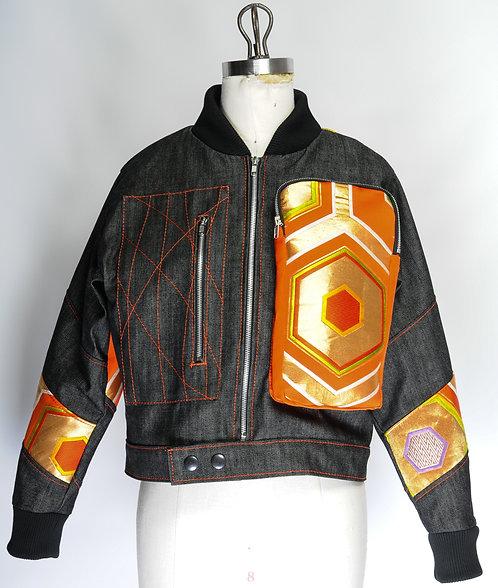 Uji Obi Orenji Jacket