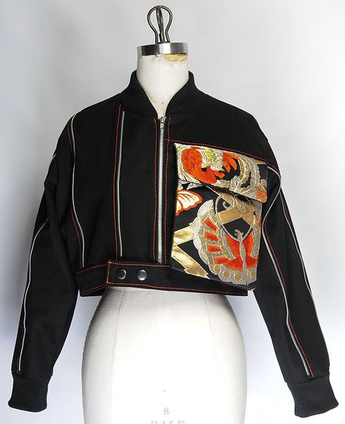 Kanto Jacket Orenji Chocho
