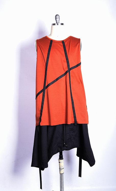 Ribbon Shirt Brick