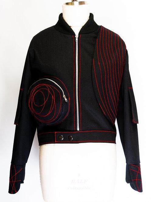 Uji Horigen Zugaikotsu Jacket