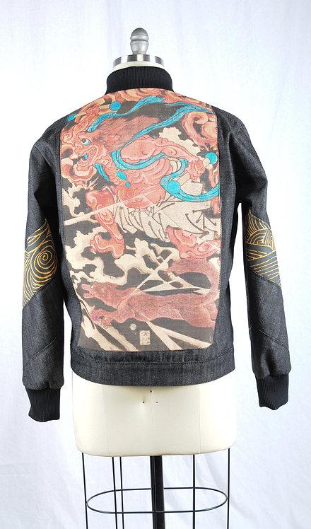 Osaka Trigram Zhen Jacket