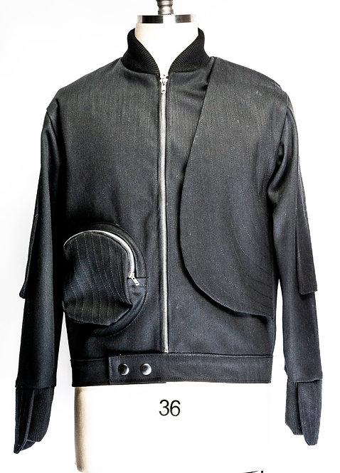 Hannya Horigen Hana Irezume Jacket