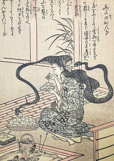 Yokai Art#10