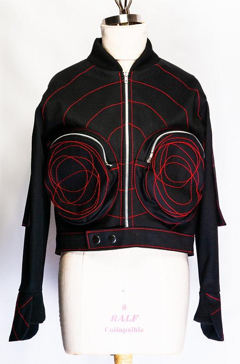 Uji Toyokuni Ukiyo-e Jacket