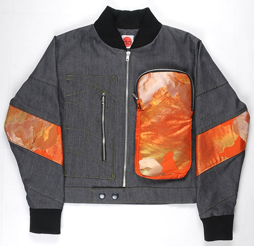 Uji Obi Nashi Jacket