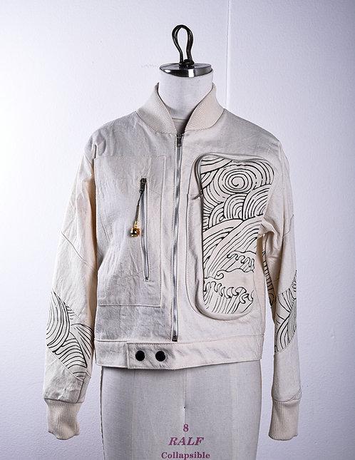 Uji Neko Jacket Natural