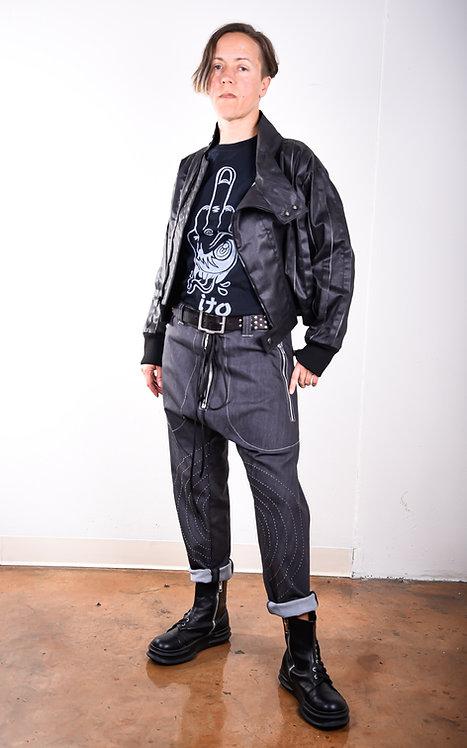 Kuromon Pants Gray