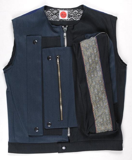 Takusan Yasai Poketto Vest
