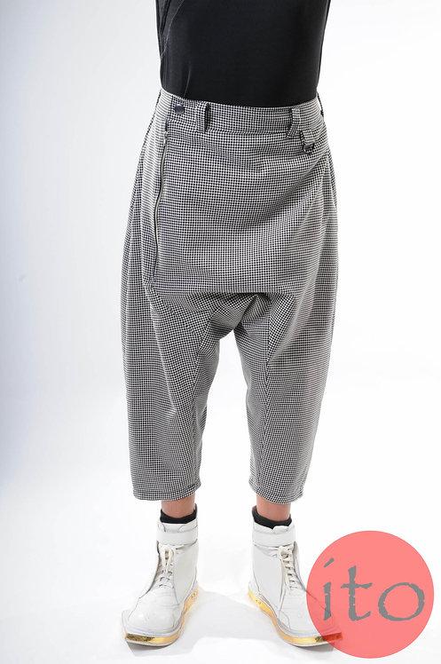 J-drop Pants Grey