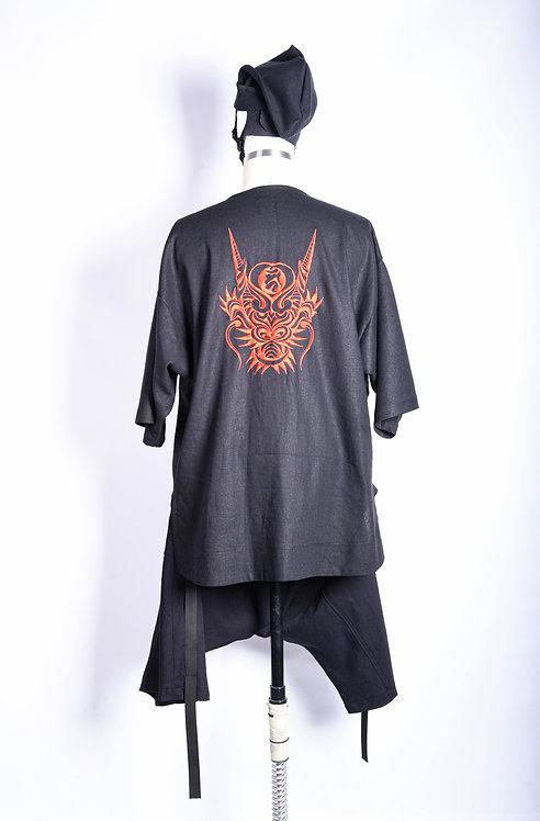 Kobun Tunic Ryu Black