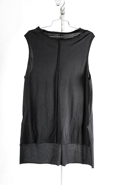 Deconstructed black top