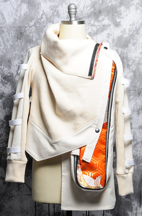 Special Edition Ronin Jacket (White)