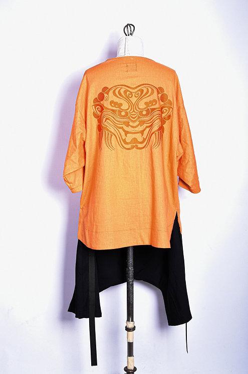 Kobun Shirt Orange