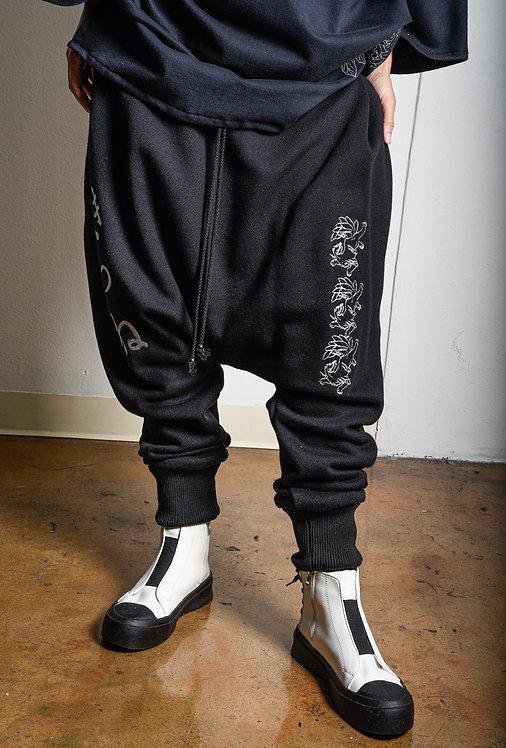 Kaibara Kitsune Pants