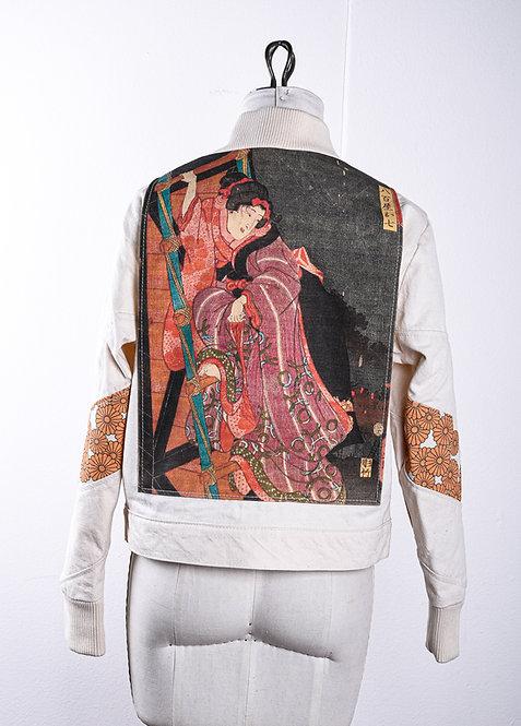 Uji Shizuka Jacket Natural