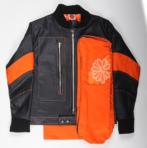 Osaka Jacket-Orange Blossom