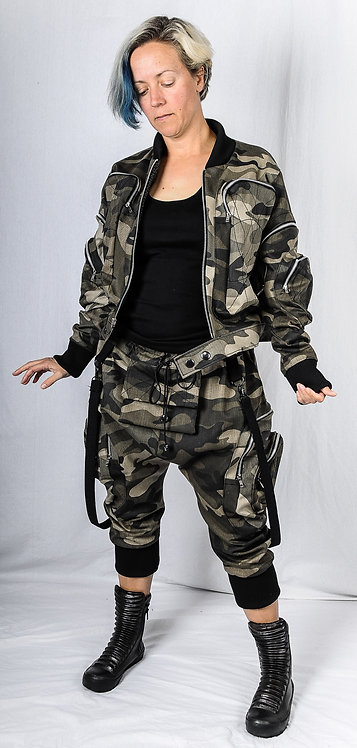 Shogun Camo Jacket