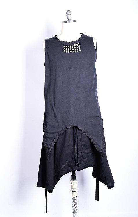 Tuchigomo Shirt Hibi Black