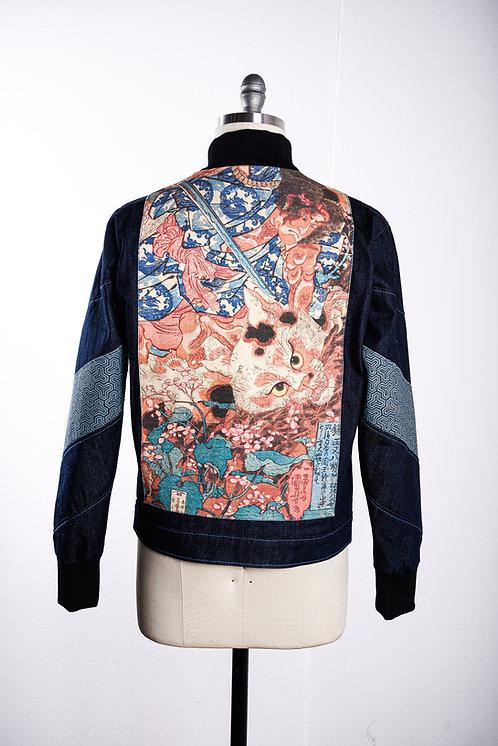 Osaka Yorimasa Jacket Indigo