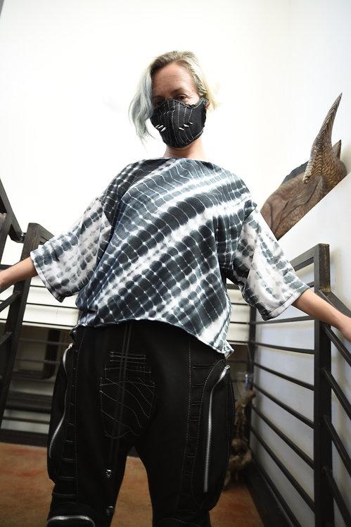 Oki Shatsu Abstract Print