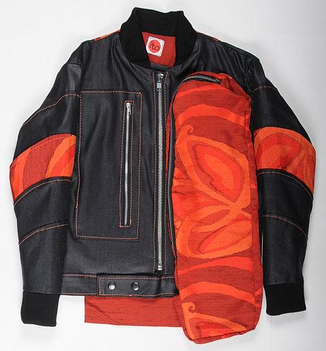 Osaka Jacket-Scarlet