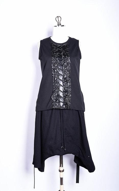 Naga Shirt Black