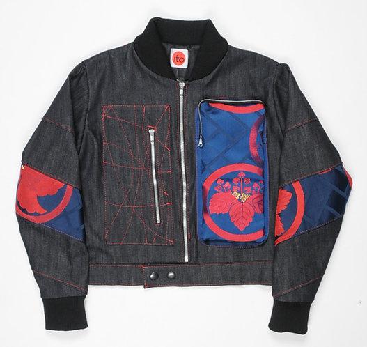 Uji Obi Leaf Mon Jacket
