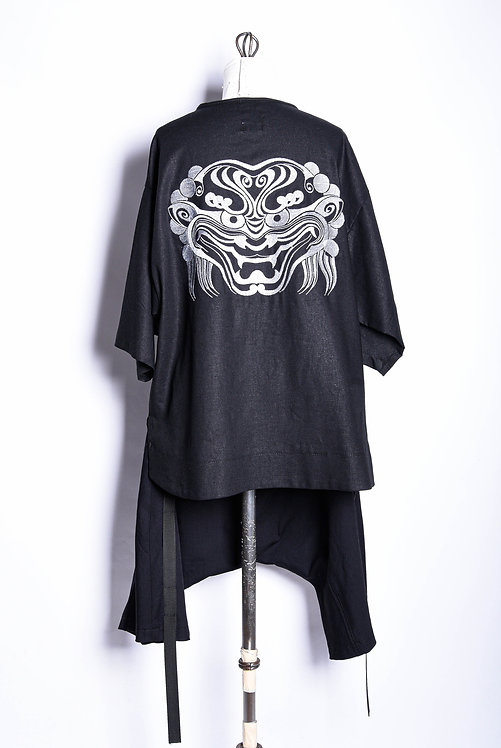 Kobun Koimano Shirt Black