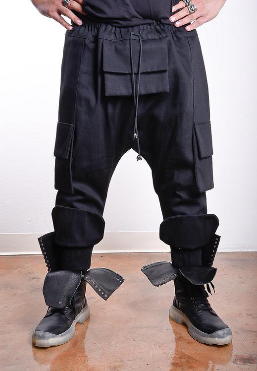 Shogun Pants, black/black Last One