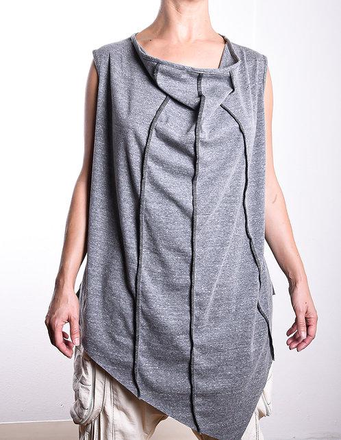 Biru Shatsu Grey (W)