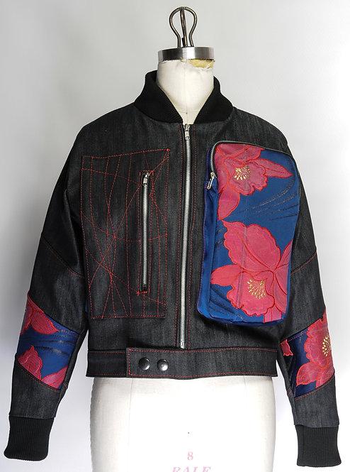 Uji Obi Chrysanthemum Jacket