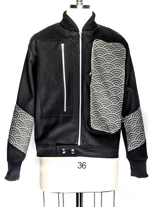 Osaka Horimaki Komainu Jacket